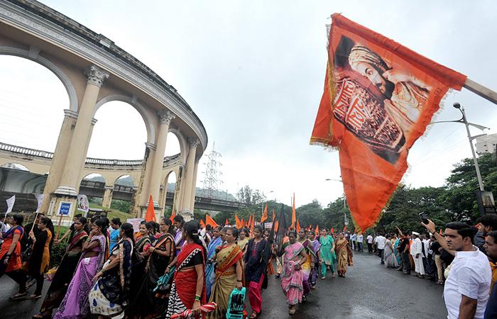 Maratha March