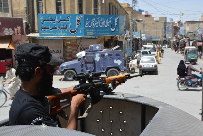 Pakistani forces targeting Balochistan civilians