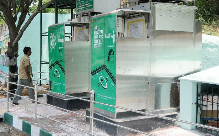 Toilets For Eunuchs