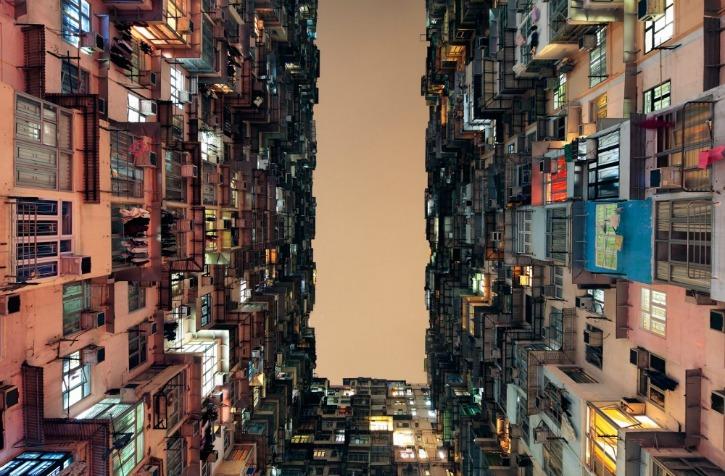 Street shot from Hong Kong