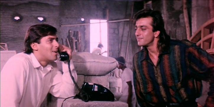 Sanjay and Salman