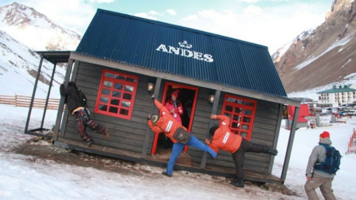 Andes Bar 45