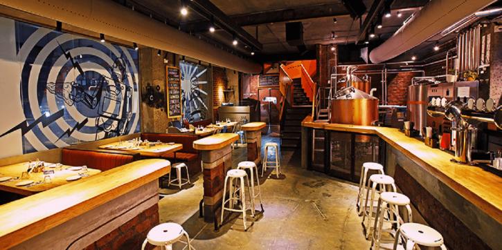 Brewbot Eatery & Pub Brewery, Mumbai