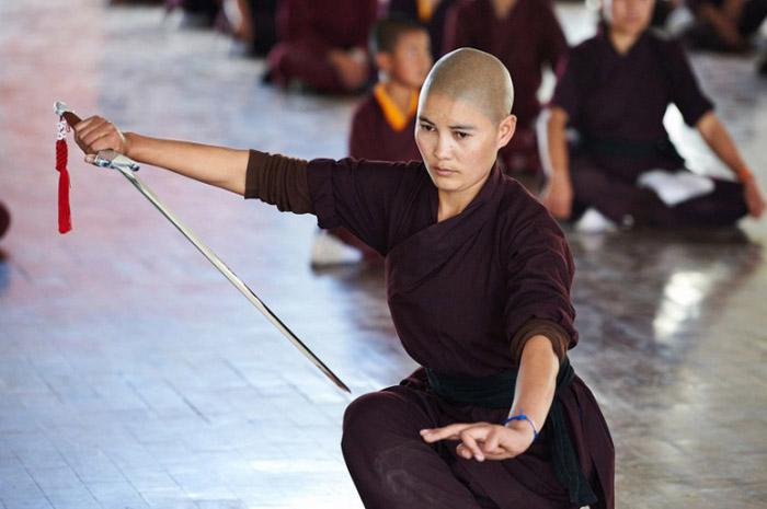 Kung Fu Nuns