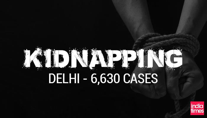 Kidnapping Delhi