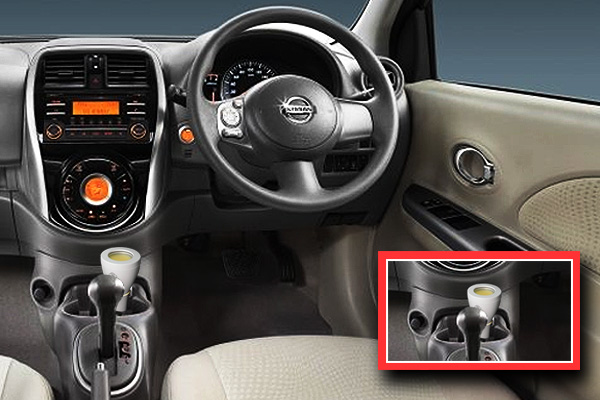 Nissan scent diffuser