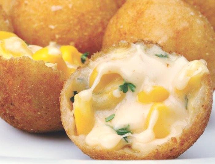 Corn and Cheese balls