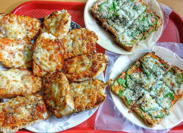 Cheese Chilly Toast