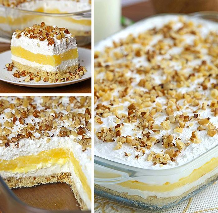 Vanilla Cream Cheese pudding