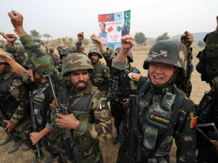 China Rejects Reports Of  Backing Pakistan