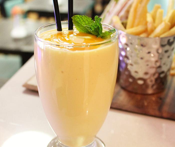 Sharabi Mango Lassi