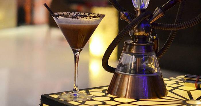 Filter coffee martini