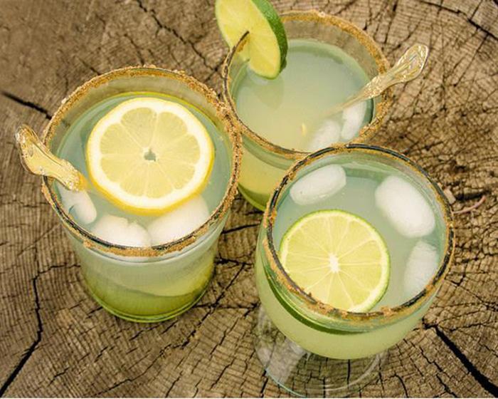Vodka shikanji