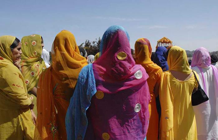 Sikh Womens