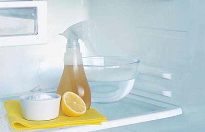 Freshen the fridge