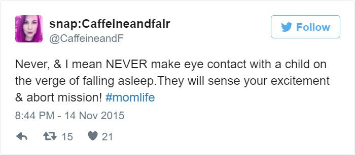 Twitter Moms