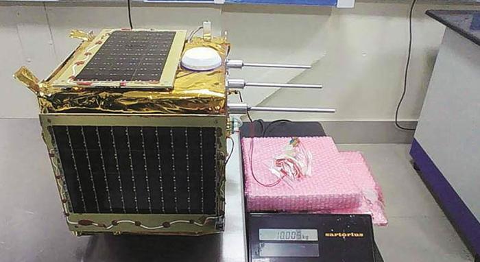IIT-Bombay satellite Pratham