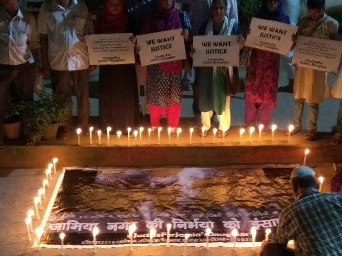 Nirbhaya Of Jamia Nagar Gets Infected By Rapists