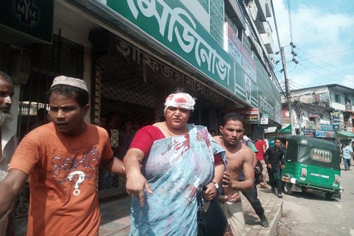 Bangladesh Iskcon temple clash