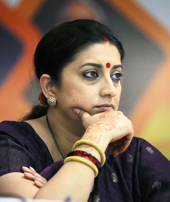 Big Four ministers in the Narendra Modi government