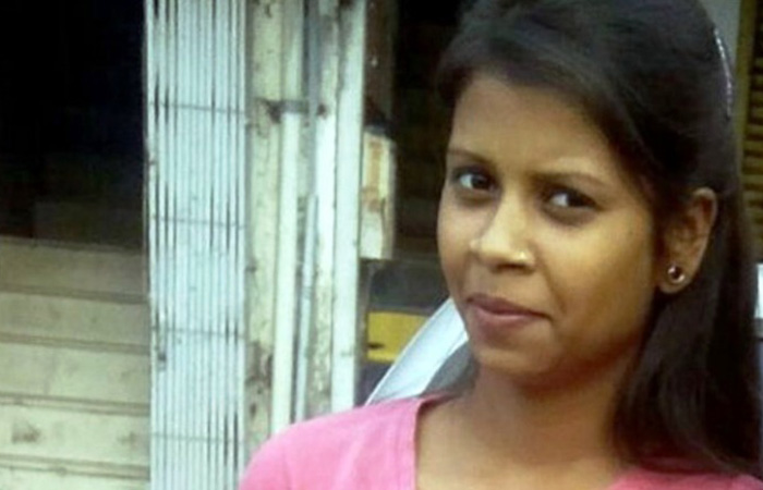 Karuna stabbed with scissors in Burari in north Delhi