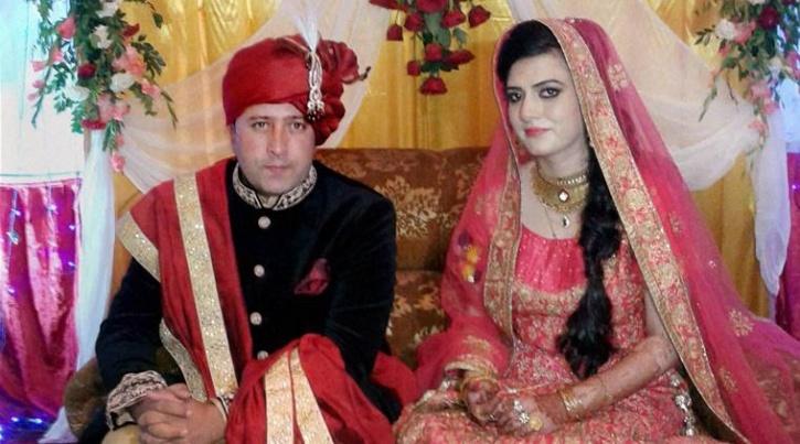 kashmiri cop marries PoK girl