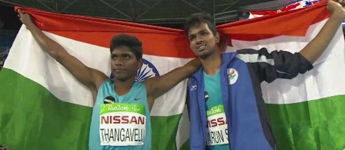 Mariyappan and Varun Bhati