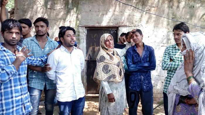 Gangrape at Haryana's Mewat