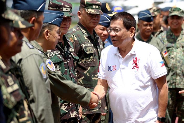 Rodrigo Duterte, The President of Philippines