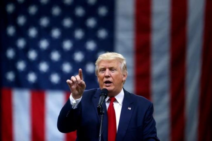 Donald Trump, Wannabe President, USA