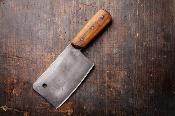 Butcher nife