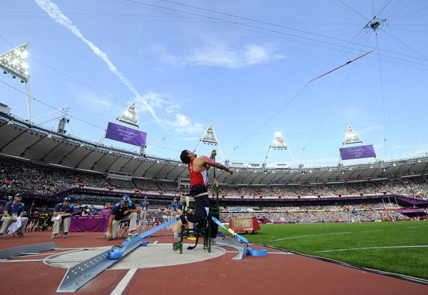 paralympics javelin