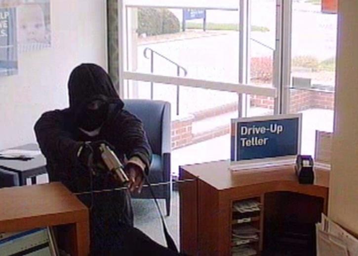 bank thief