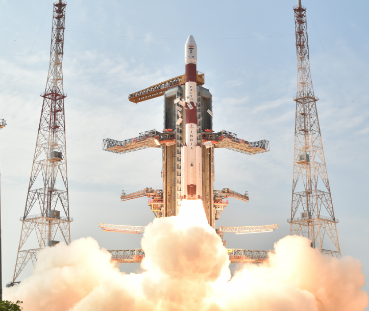 ISRO PSLV-C35 SCATSAT-1
