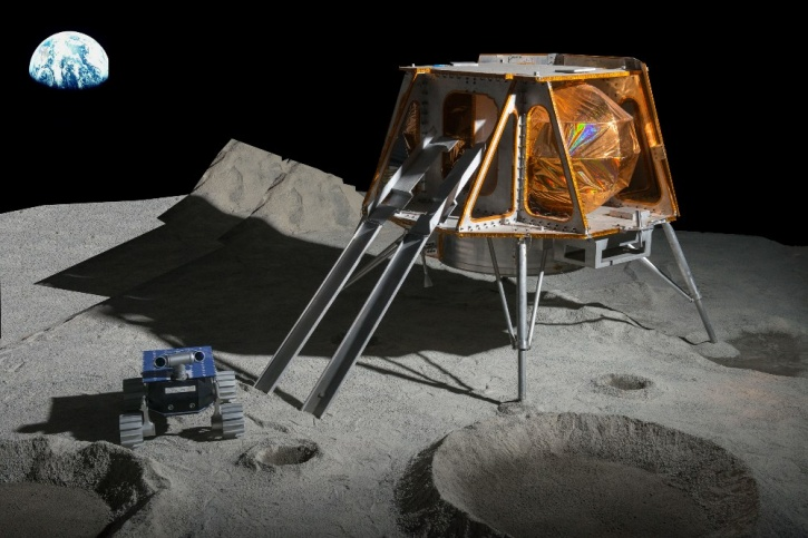 Rover and Lander
