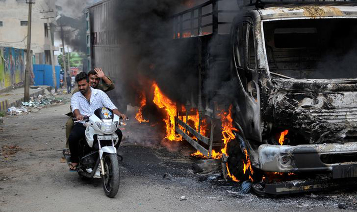 Bengaluru Burning