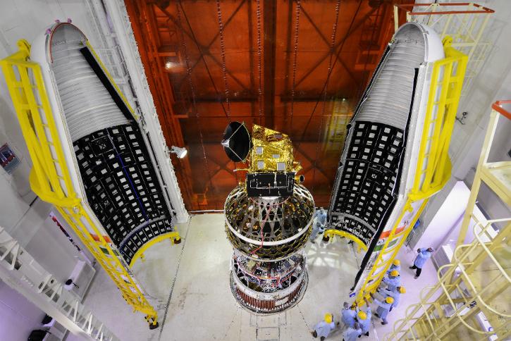 ISRO SCATSAT-1