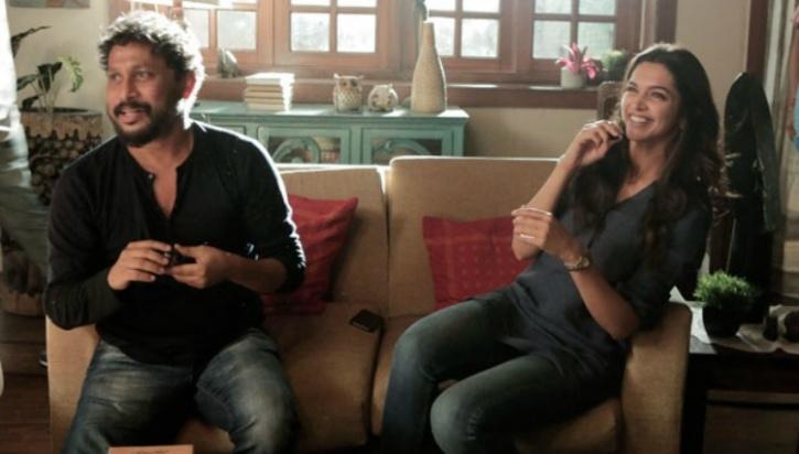 Shoojit Sircar and Deepika Padukone