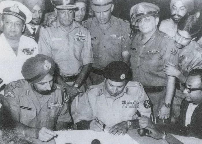 Surrender 1971