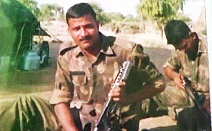 Father Died In Uri Attack, But They Wrote Exams