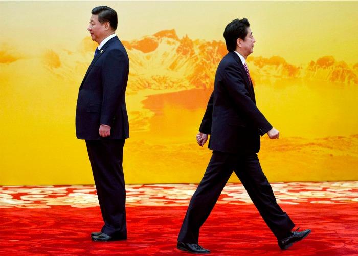 Abe-Jinping