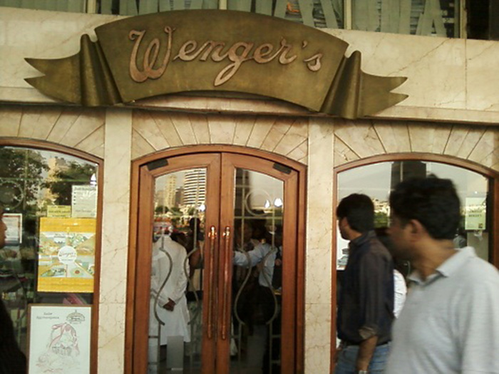 Wengers - Connaught Place