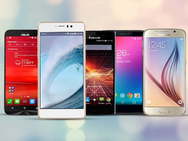 Smartphones supporting VoLTE