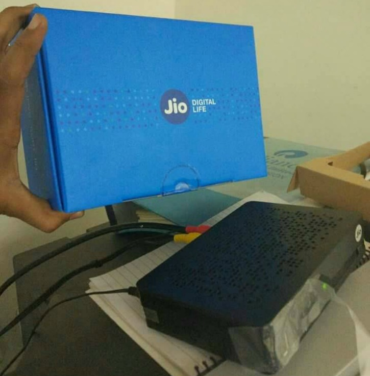 Reliance Jio Set-Top-Box Images Leaked, DTH Service Launch Happening Soon?