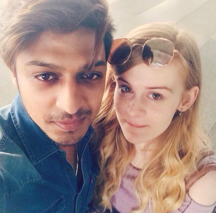 Becca and Akshay
