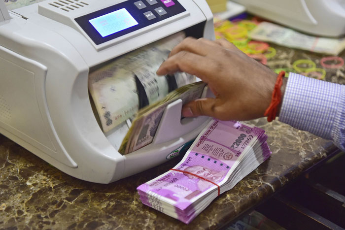Centre Plans To Change Security Marks Of Bank Notes