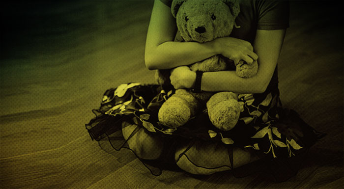 Man held for rape of minor daughter who gave birth