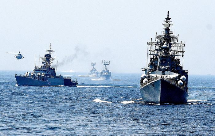 Indian, Chinese Navies Thwart Piracy Bid Near Aden