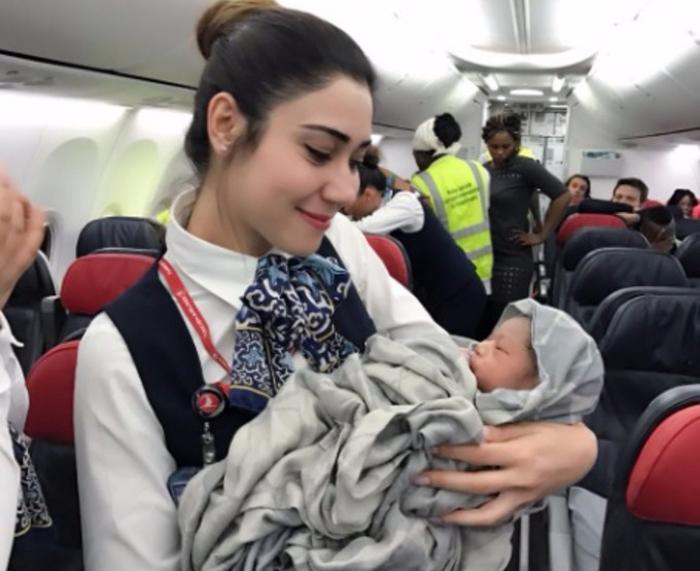 Turkish Air Crew