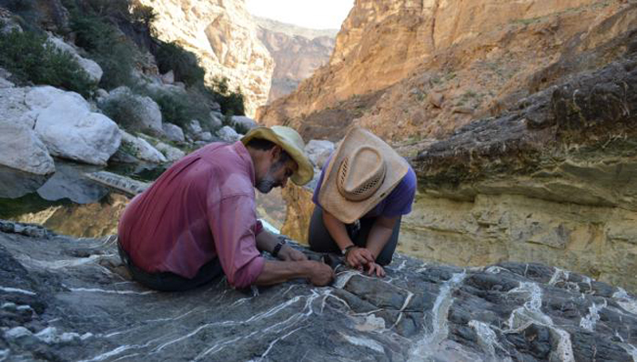 Oman may hold clues to reversing climate change